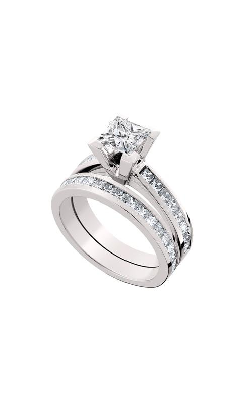 HL Mfg Engagement Sets Engagement ring 10484WSET product image