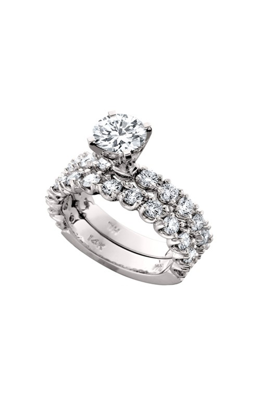 HL Mfg Engagement Sets Engagement ring 10482WSET product image