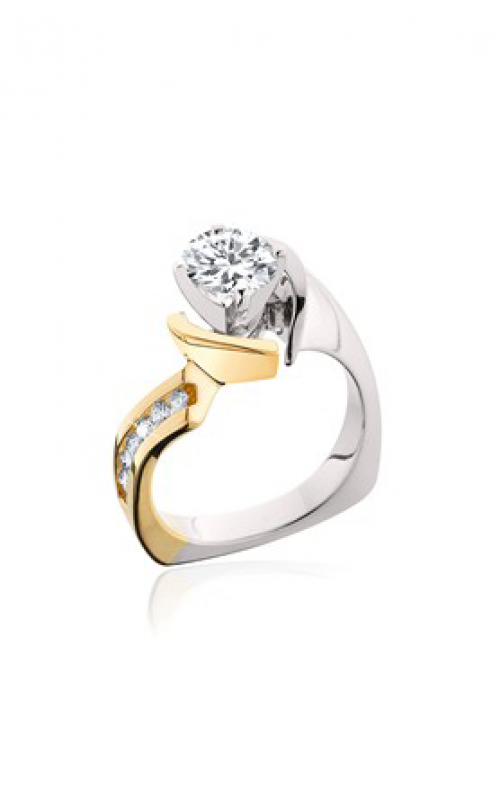 HL Mfg Contemporary Collections Engagement ring 10347 product image