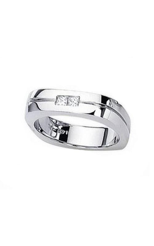 HL Mfg Men`s Rings Men's ring 8012W product image