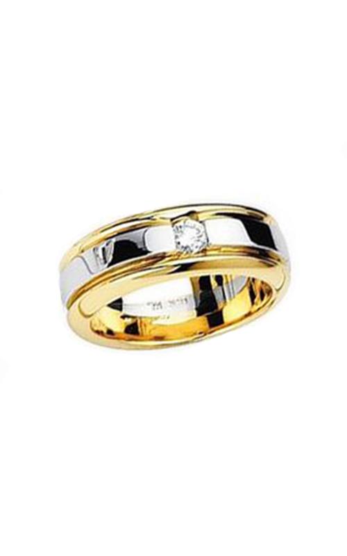 HL Mfg Men`s Rings Men's ring 8020D product image