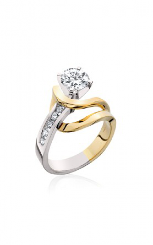 HL Mfg Contemporary Collections Engagement ring 10256 product image