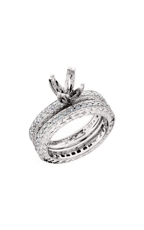 HL Mfg Engagement Sets Engagement ring 10426WSET product image