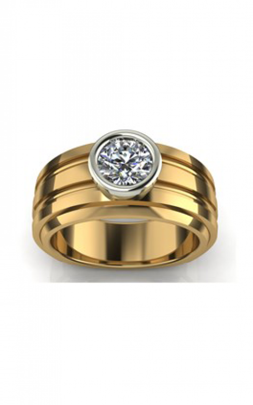 HL Mfg Men`s Rings Men's ring 8034 product image