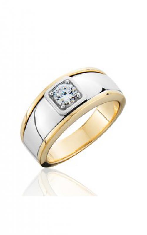 HL Mfg Men`s Rings Men's ring 8036TT product image