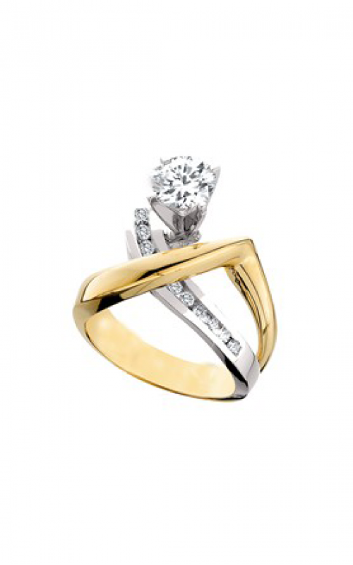 HL Mfg Contemporary Collections Engagement ring 10241 product image