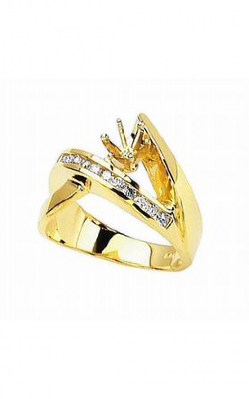 HL Mfg Contemporary Collections Engagement ring 10239 product image