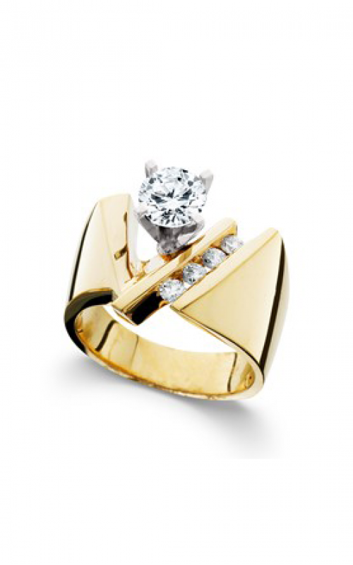 HL Mfg Contemporary Collections Engagement ring 10200 product image
