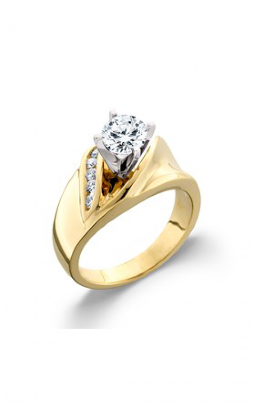 HL Mfg Contemporary Collections Engagement ring 10102 product image