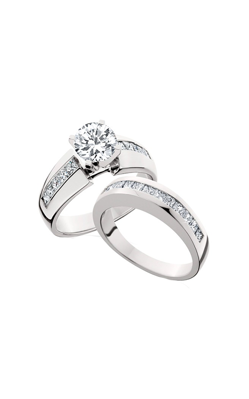 HL Mfg Engagement Sets Engagement ring 10275WSET product image