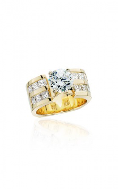 HL Mfg Contemporary Collections Engagement ring 10765 product image