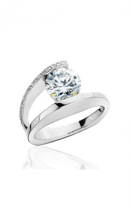 HL Mfg Contemporary Collections Engagement ring 10796W product image