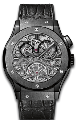 Tourbillon Chronograph Skeleton's image