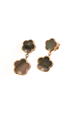 Hulchi Belluni Magritte Earrings 61468GR-RWP product image