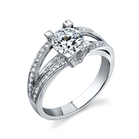 Simon G Engagement Rings LP2061