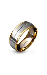 Simon G Men's Wedding Bands LG103