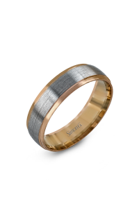 Simon G Men's Wedding Bands LG116