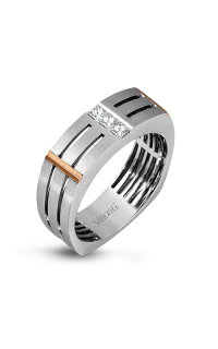 Simon G Men's Wedding Bands MR2107