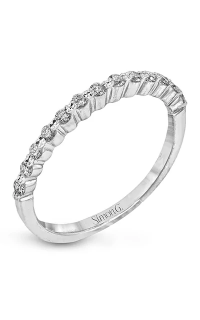 Simon G Wedding Band MR2173-D-OV