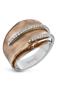 Simon G Fashion Ring LR2329