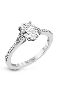 Simon G Engagement Ring LR2507-OV