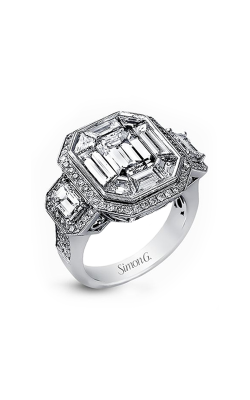 Simon G Mosaic Engagement Ring LP2168 product image