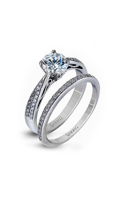Simon G Delicate Engagement Ring MR1549-D product image