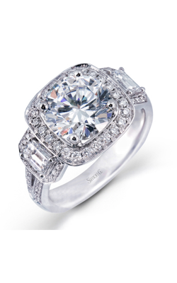 Simon G Engagement Ring Passion TR396 product image