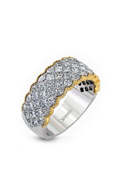 Simon G Wedding Band Nocturnal Sophistication MR1911 product image