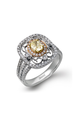 Simon G Vintage Explorer Engagement ring TR262 product image