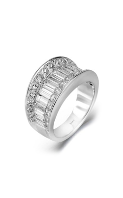 Simon G Wedding band Modern Enchantment MR2105-D product image