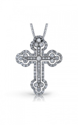 LP4075 Necklaces By Simon G | 18K White Gold product image