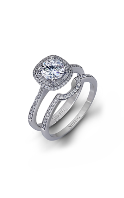 Simon G Engagement Ring Delicate MR1676-D product image