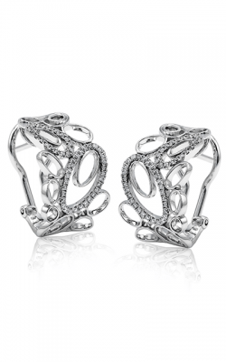 Simon G Classic Romance Earrings ME2258 product image