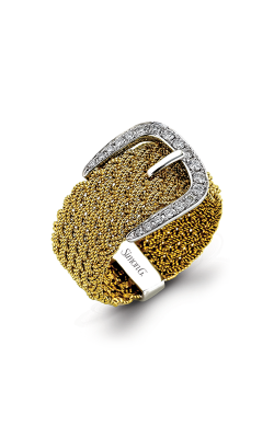 Simon G Fashion Ring Buckle TR533 product image