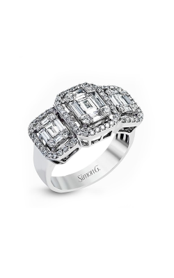 Simon G Mosaic Engagement Ring LP2261 product image