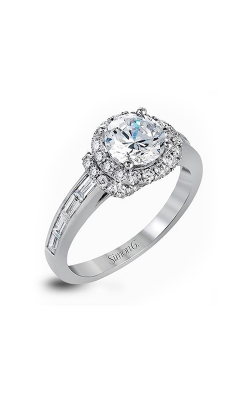 Simon G Vintage Explorer Engagement Ring TR593 product image