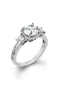 Simon G Vintage Explorer Engagement ring TR597 product image