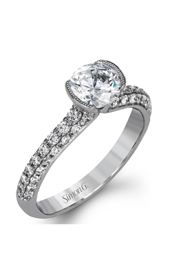 Simon G Modern Enchantment Engagement Ring TR583 product image