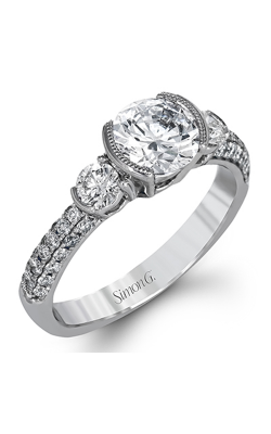 Simon G Modern Enchantment Engagement Ring TR569 product image