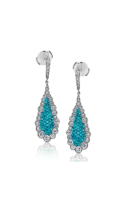 Simon G Modern Enchantment Earrings LP4311 product image