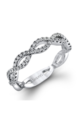 Simon G Wedding band Classic Romance MR1596 product image