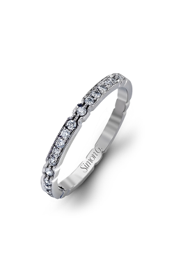 Simon G Wedding Band Modern Enchantment NR130 product image