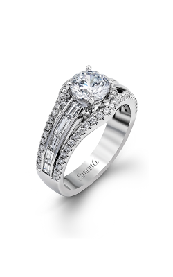 Simon G Engagement Ring Vintage Explorer TR542 product image