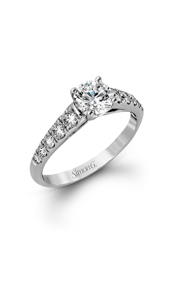Simon G Delicate Engagement ring MR2128-D product image