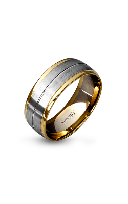 Simon G Wedding Band Men Collection LG103 product image