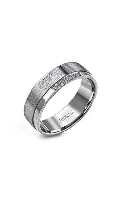 Simon G Wedding Band Men Collection LG130 product image