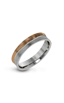 Simon G Wedding Band Men Collection LG164 product image