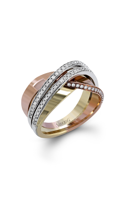 Simon G Fashion Ring Classic Romance MR2672 product image