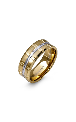 Simon G Wedding Band Men Collection LG110 product image